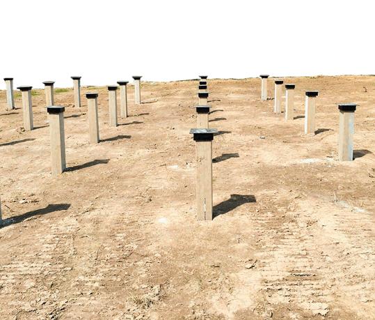 Расчет бетона на ленточный фундамент в Балашихе