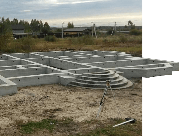 Свайный фундамент технология возведения Одинцовский район